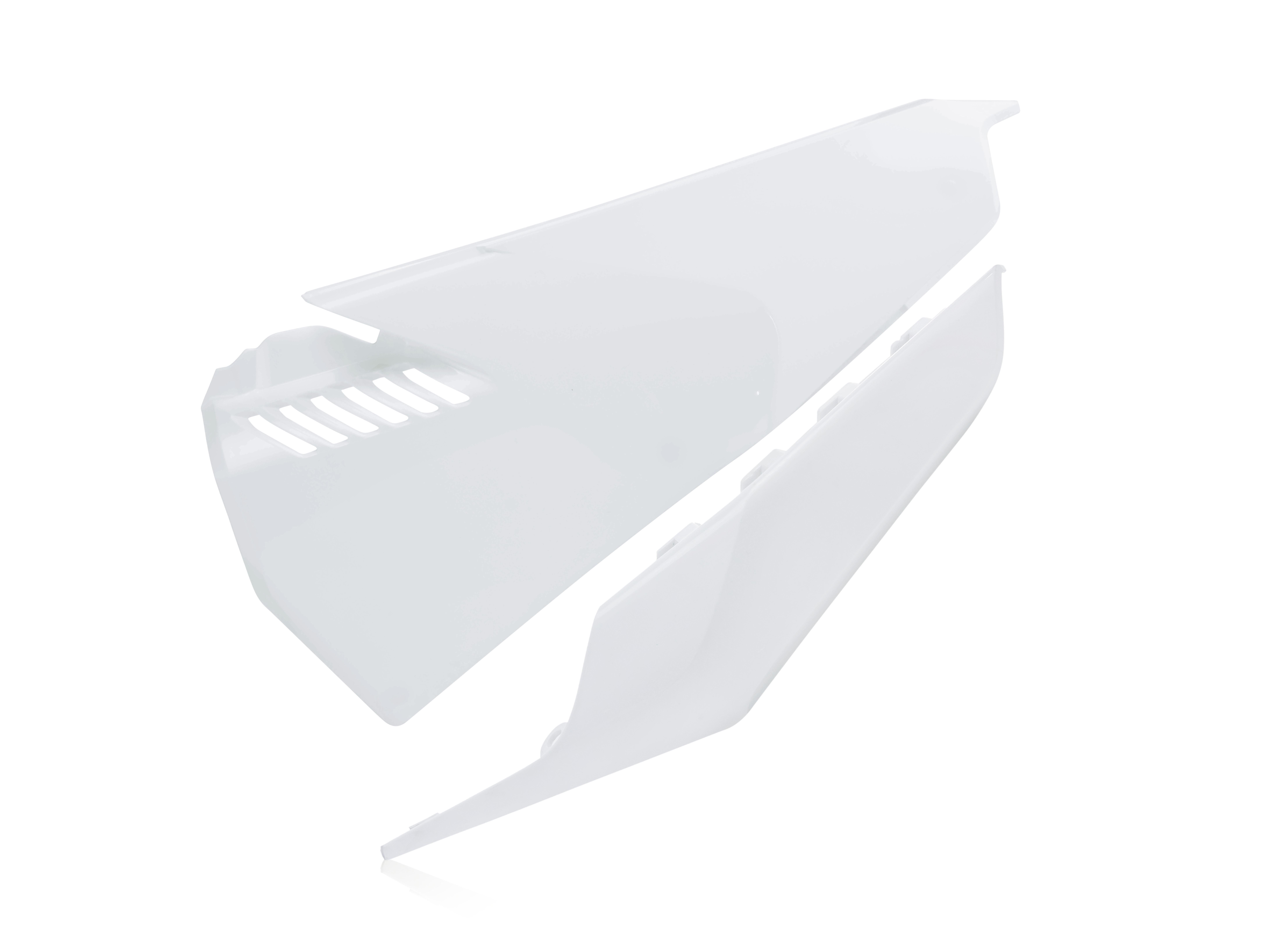 2043530002 WHITE ACERBIS SIDE PANELS