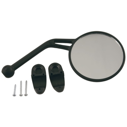 PLASTICS  ACCESSORIES REAR VIEW MIRROR - RIGHT