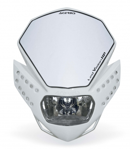PLASTICHE  MASCHERINE PORTAFARO LED VISION HP HEADLIGHTS