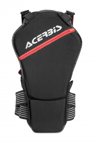 DUAL ROAD  PROTECTION BACK SOFT 2.0 BACK PROTECTOR