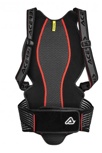 DUAL ROAD  PROTECTION Back Comfort 2.0 - Back protector