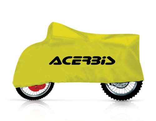 PLASTICS  RACE MATERIALS MOTORBIKE COVER