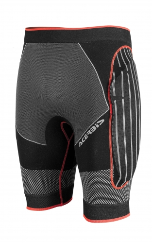 DUAL ROAD  PROTECTION X-FIT PANTS-S Riding Shorts