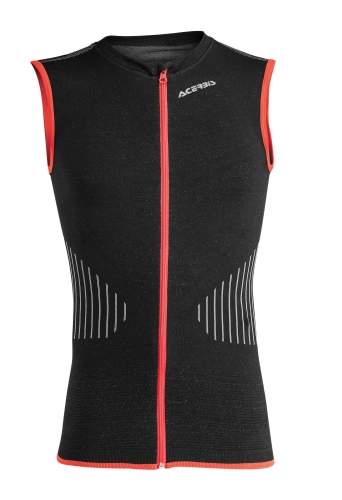 DUAL ROAD  PROTECTION X-FIT BACK VEST