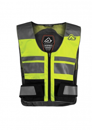 DUAL ROAD  PROTECTION FREEWAY VEST