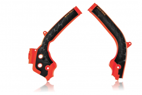 PLASTICS  KTM X-GRIP FRAME PROTECTOR KTM/HUSQVARNA