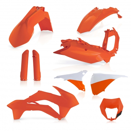 PLASTICHE  FULL KIT FULL PLASTIC KIT KTM