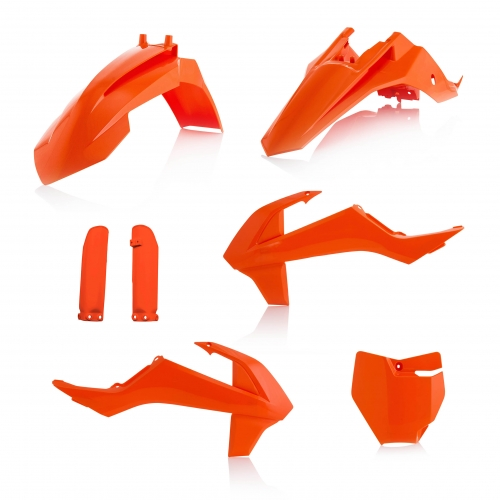 PLASTICS  FULL KITS FULL PLASTIC KIT KTM