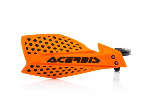 Acerbis X-Ultimate Handguards Black//Green 2645481043 73-0259 0635-1513