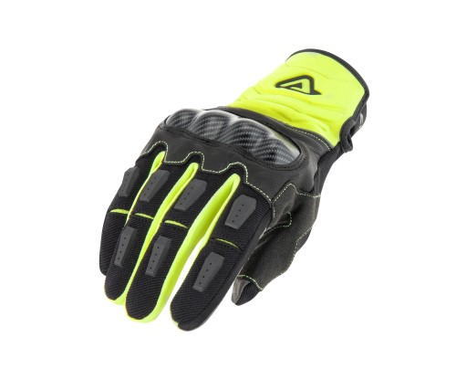 "DUAL ROAD  GLOVES CE CARBON ""G"" 3.0 GLOVES"