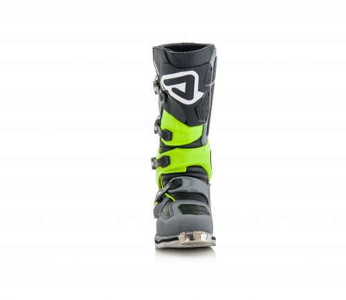 Acerbis 0022441.446.041 X-Rock Boots Black//Fluo Orange T.41