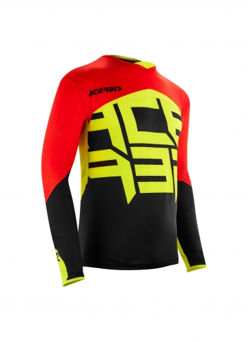 OFF ROAD  JERSEY ALFA X-FLEX