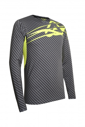 OFF ROAD  JERSEY CARBON TITANIUM X-FLEX JERSEY