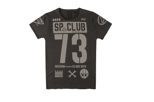 SP CLUB  T-SHIRT FREEDOM T-SHIRT