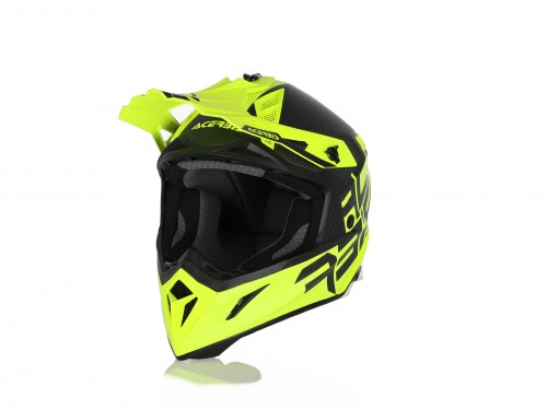 OFF ROAD  HELMETS STEEL CARBON