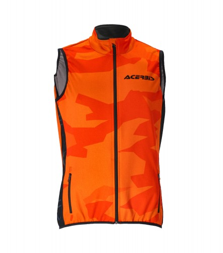 OFF ROAD  OFFROAD JACKETS SOFTSHELL X-WIND VEST