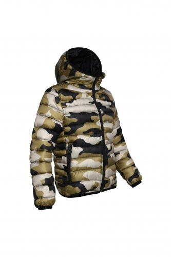 OFF ROAD  CASUAL DESERT STORM KID JACKET
