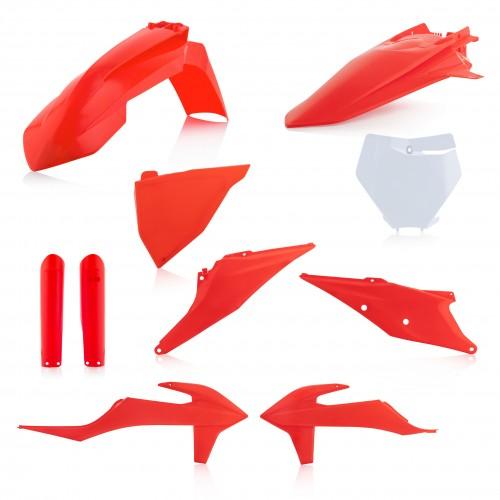 PLASTICHE  FULL KIT FULL PLASTIC KIT KTM