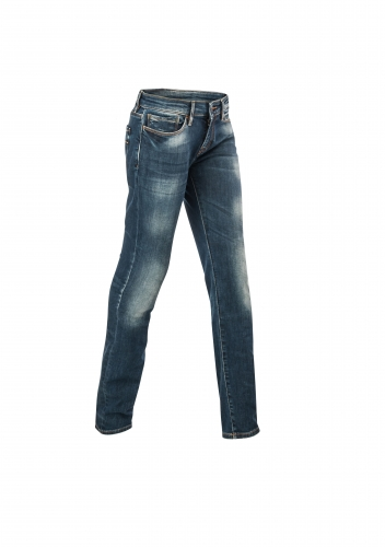 DUAL ROAD  PANTS PACK (WITH PROTECTION) LADY JEANS