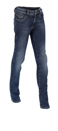 DUAL ROAD  PANTS CE PACK (WITH PROTECTIONS) JEANS LADY