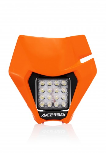 PLASTICS  HEADLIGHTS HEADLIGHT MASK KTM
