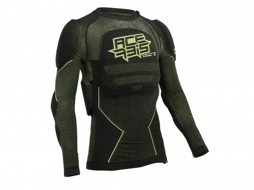 ADULT MTB PROTECTIONS X-FIT FUTURE LEVEL 2 BODY ARMOUR