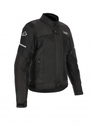 DUAL ROAD  JACKETS JACKET CE ON ROAD RUBY LADY