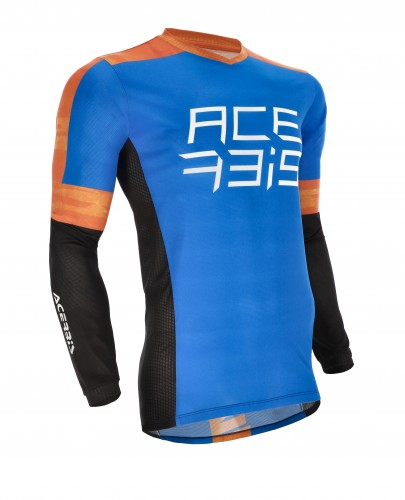 OFF ROAD  MAGLIE JERSEY MX J-TRACK TWO