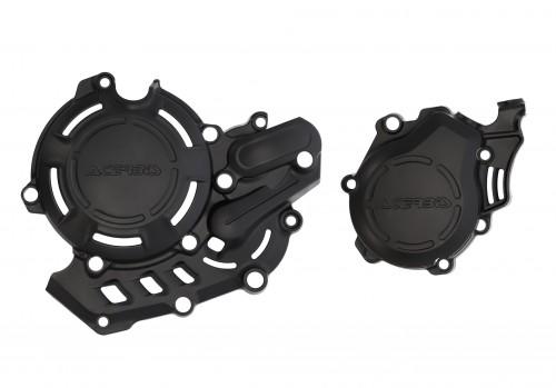 PLASTICHE  X-POWER KIT X-POWER GASGAS MC450 21