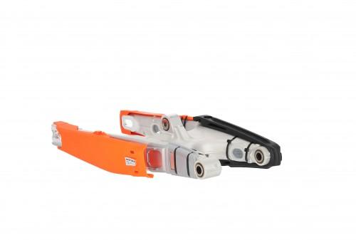 PLASTICS  SWINGARM PROTECTION TEKETMAGNET SWINGUARD EXC-F 17