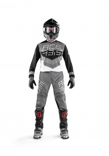 MX TRACK Black-Grey