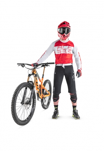 MTB TOTAL LOOK COMPLETO SPEEDER MOUNTAIN BIKE